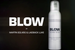"""Laidback Luke and Martin Solveig present """"Blow"""", the official video"""