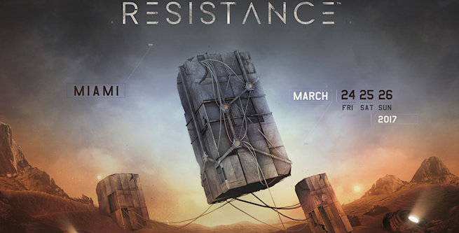 Ultra Music Festival, Resistance (Miami, United States)