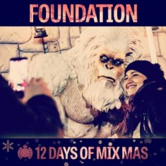 12 Days of Mix Mas: Day Nine – Foundation