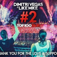 Dimitri Vegas & Like Mike – Smash The House Radio 105 – 02-MAY-2015