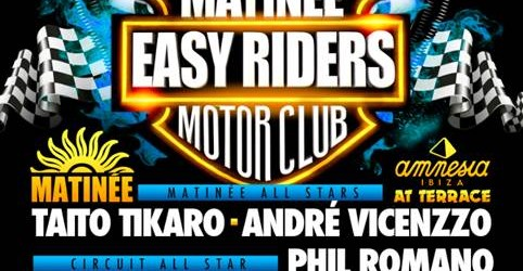 """Matinée """"Easyriders"""" are on their way to Ibiza!"""
