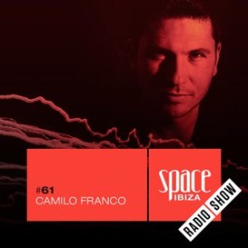 Camilo Franco at RAW CHANGE – August 2015 – Space Ibiza Radio Show #61