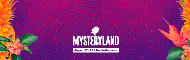 DAVE CLARKE PRESENTS AT MYSTERYLAND