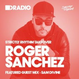 Defected In The House Radio 18.04.16 'Roger Sanchez Takeover' Guest Mix Sam Divine