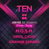Countdown to the great TEN Ibiza Winter Closing in PACHA on Thursday 12th May.