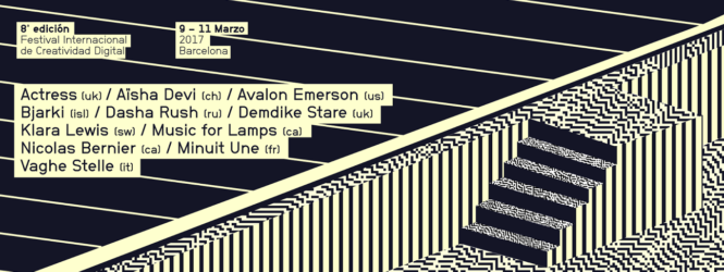 MUTEK BARCELONA RELEASES FIRST NAMES FOR EDITION 8!