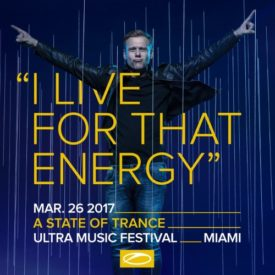 David Gravell – Live @ Ultra Music Festival, ASOT (Miami, United States) – 26-MAR-2017