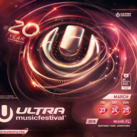 Rafa Barrios – Live @ Ultra Music Festival (Miami, United States) – 23-MAR-2018